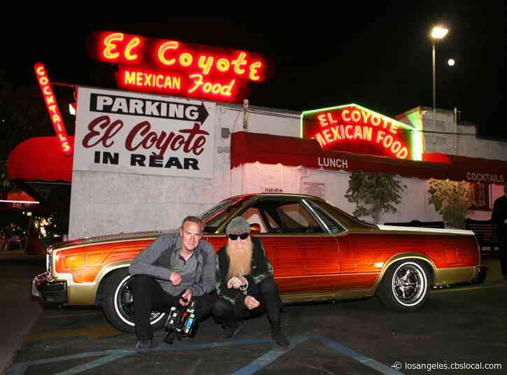 Fairfax's Iconic El Coyote Restaurant Marks 90th Anniversary
