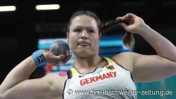 Hallen-EM in Torun: Kugel-Ass Schwanitz holt erste Bronze mit 19,04 Metern