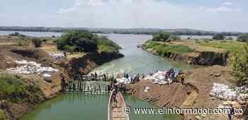 Buscan solucionar problemática ambiental en la Ciénaga de Zapayán - El Informador - Santa Marta