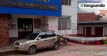 Temor en El Tarra: dejan carro con explosivos frente a la Alcaldía - Vanguardia