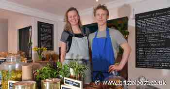 New vegetarian cafe and event space opens in Bristol