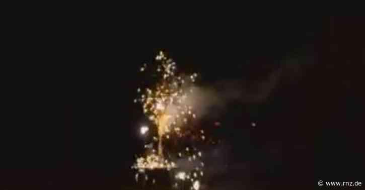 Heidelberg:  Darum gab es Freitagabend ein Feuerwerk in Wieblingen