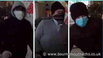 Cash stolen by three masked men during Dorset burglary - Bournemouth Echo