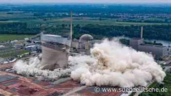 Rückbau der Atomkraftwerke trotz Corona ohne Verzug - Süddeutsche Zeitung