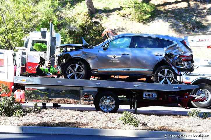 Affidavit: Tiger Woods Found Unconscious Immediately After Crash