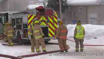 Timmins firefighters battle blaze at South Porcupine home - CTV Toronto