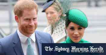 UK watchdog investigating Sussex Royal, Harry and Meghan's charity