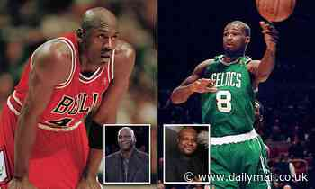 Michael Jordan 'played cards for 36 hours straight in the mid-1990s'