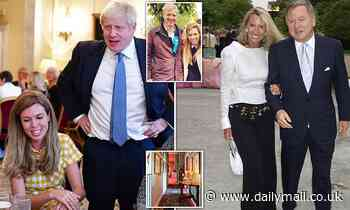 Boris Johnson 'persuaded Tory chiefs to pay for Carrie Symonds' £200,000 Downing Street makeover'