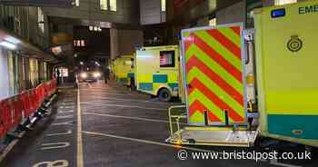 Hospital admissions fall in Bristol as Covid death is confirmed