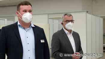 Heidelberg: Ladenhüter AstraZeneca? Das sagt Impfzentrums-Leiter Christoph Schulze - heidelberg24.de