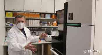 Im Raum Heidelberg breitet sich eine lokale Corona-Mutation aus - BNN - Badische Neueste Nachrichten