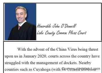 Groups demand Lake County judge in Ohio apologize for calling coronavirus 'China Virus' in bar association ne - cleveland.com
