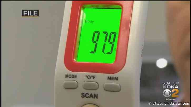 FDA Says Temperature Scanning Devices Used To Detect Coronavirus Are Not Always Accurate