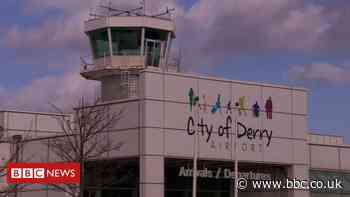 City of Derry Airport: London Stansted service to continue - BBC News
