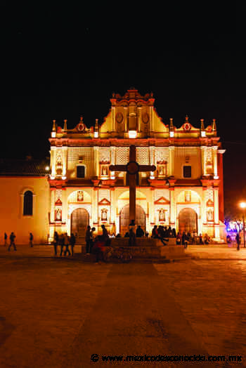 San Cristóbal de las Casas - México Desconocido
