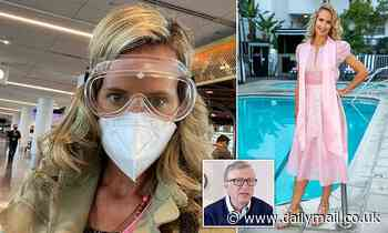 'The Covid jab? It's a plot by Bill Gates': That's what former It-girl Lady Victoria Hervey believes