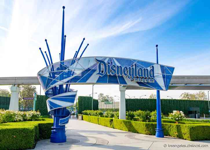 'Refreshed' Reopening Guidelines Allow California Theme Parks, Including Disneyland, To Reopen April 1