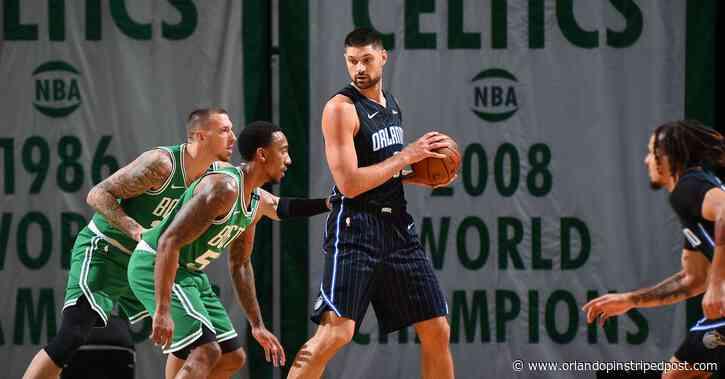 Report: Celtics, Hornets interested in trading for Nikola Vucevic