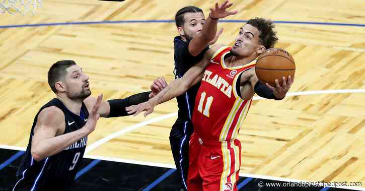 Hawks 115, Magic 112: Magic suffer disastrous loss after fourth quarter collapse