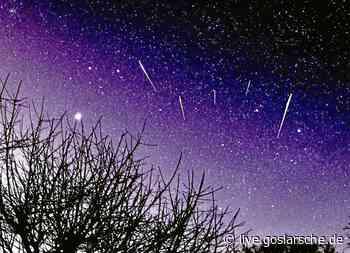 Sternschnuppennacht an der Sternwarte   Sankt Andreasberg - GZ Live