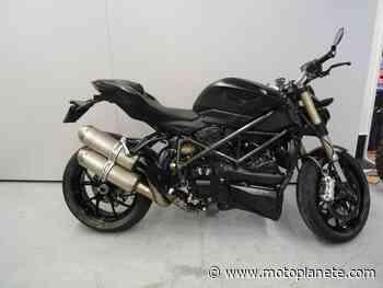 Ducati STREETFIGHTER 2014 à 8499€ sur AUBIERE - Occasion - Motoplanete