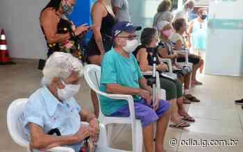 Doses da vacina contra a Covid-19 se esgotam em Iguaba Grande - Jornal O Dia