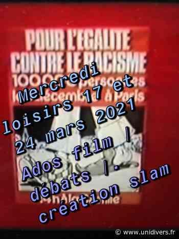 ENFANTS DE FRANCE FREJUS centre social de L'agachon mercredi 17 mars 2021 - Unidivers