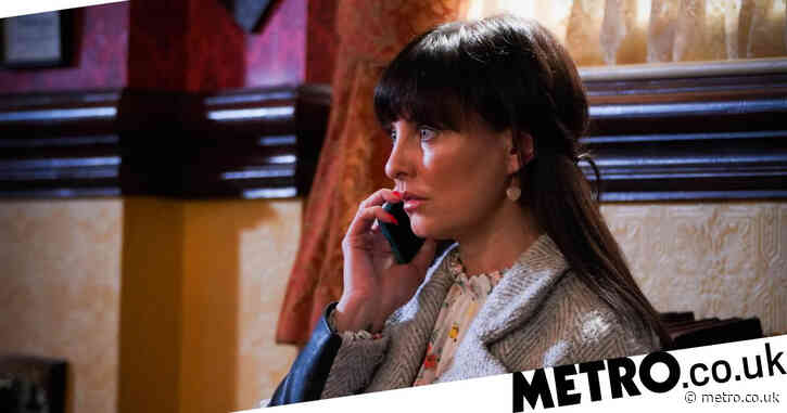EastEnders spoilers: Honey Mitchell distraught as the police show up with Janet