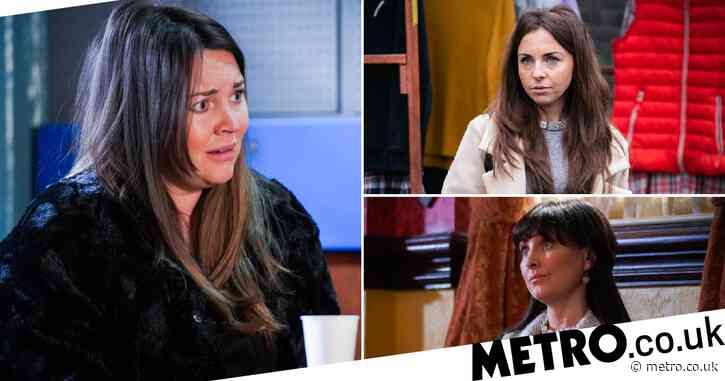 EastEnders spoilers: 14 new images reveal Stacey arrested, Ruby's sick revenge and Honey's shock