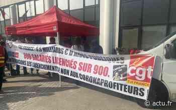 Levallois-Perret. Les salariés de TUI toujours mobilisés contre le plan social - actu.fr