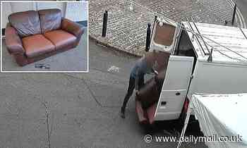Fly-tipper forced to return and collect dumped sofa after pub owners publicly shame him