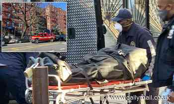Man killed by elevator in Brooklyn with passengers inside it while trying to find dropped phone