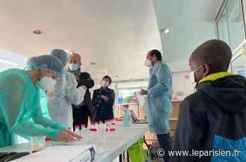 Yvelines : 950 tests salivaires réalisés à Orgeval, c'est parti pour le dépistage dans les écoles - Le Parisien