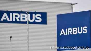 Betriebsrat: Stellenabbau bei Airbus abgeschlossen - Süddeutsche Zeitung