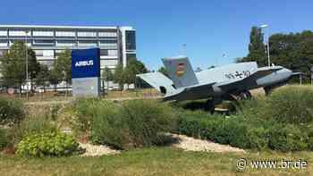 IG Metall: Warnstreik bei Airbus in Manching - BR24