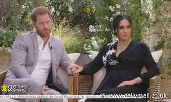 CBS is paying Oprah Winfrey up to $9M to air her bombshell interview with Meghan and Harry