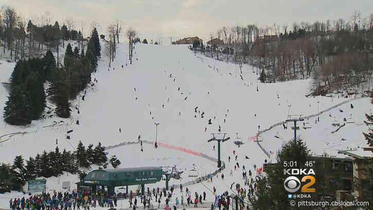 Southwestern Pa. Ski Resorts Adjusting To Busy Season