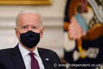Biden news – live: Senate at stimulus standstill as CDC ends Covid safeguard for shelters in migrant 'tsunami'