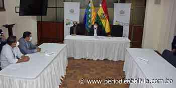 Gobierno impulsa funcionamiento del aeropuerto de San Ignacio de Velasco, pero Costas no acude a la cita - Periódico Bolivia