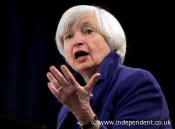 Yellen says Congress needs to 'go big' for relief package