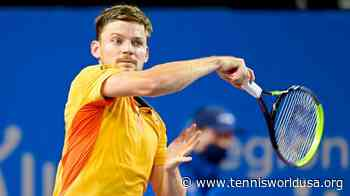 David Goffin gives credit to Jeremy Chardy after Rotterdam exit - Tennis World USA