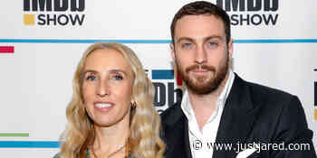 Aaron & Sam Taylor-Johnson Are Teaming Up for Another Movie Together! - Just Jared