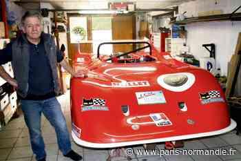 Insolite. Il construit une voiture de course dans son garage à Franqueville-Saint-Pierre, près de Rouen - Paris-Normandie