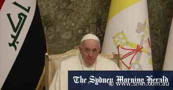 Viruses and violence: Pope's high-security Iraq tour a call for peace