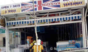 Benidorm rocked by EXPLOSION at infamous tourist chip shop, area evacuated
