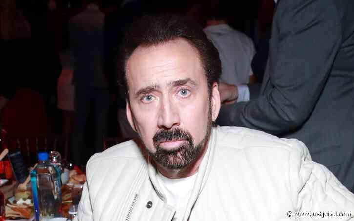 Nicolas Cage, 57, Speaks Out on Wedding to 26-Year-Old Riko Shibata