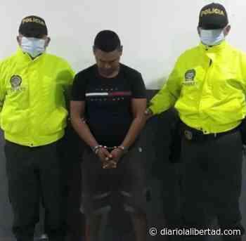 Capturado en Sabanagrande hombre señalado de homicidio - Diario La Libertad