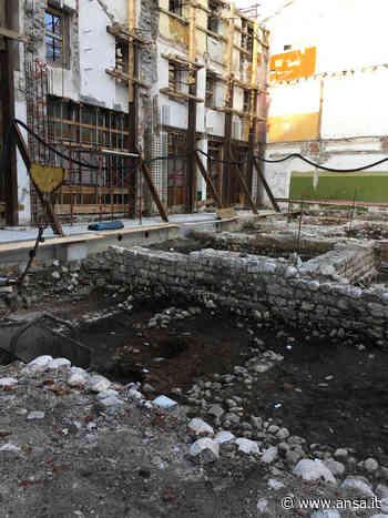 A Cividale i resti di un edificio-discarica del XIV secolo - ViaggiArt - Agenzia ANSA