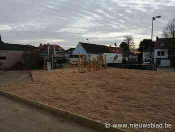 Petanquebanen worden verplaatst voor speeltuin